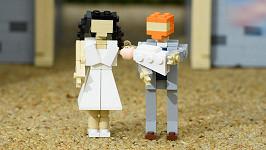Archie obohatil Legoland.