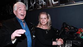 Jiří Krampol a Hana Krampolová