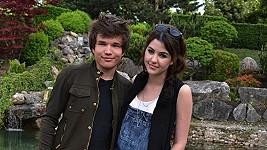 Celeste a Martin se vrátili z romantické dovolené.