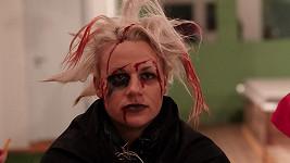 VyVolení Halloween Pavlína