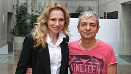Martina Kociánová a Pavel Dobeš