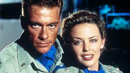 Kylie Minogue a Jean-Claude Van Damme