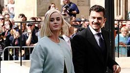 Katy Perry a Orlando Bloom plánují svatbu.