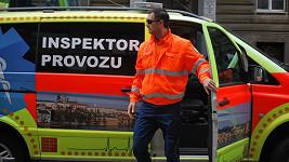 Petr Vágner jezdí ve svém volnu se záchrankou.