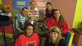 Snídaňová parta roku 1995
