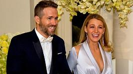 Blake Lively a Ryan Reynolds mají další dítě.