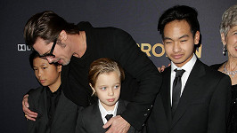Angelina Jolie na premiéře svého filmu chyběla kvůli planým neštovicím.