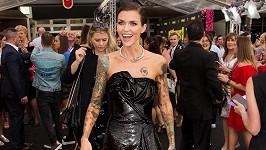 Australská herečka a modelka Ruby Rose