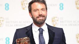 Ben Affleck s cenou BAFTA za nejlepší režii a film.