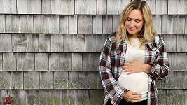 Emily Mitchell zemřela v 16. týdnu těhotenství.