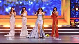 Miss Supranational 2018 se stala Valeria Vazquez Latorre (druhá zleva).