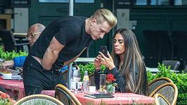 Katie Price s novým přítelem Krisem