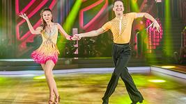 Bagárová se tance rozhodně nevzdává.