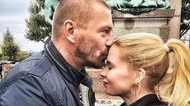 Tomáš Řepka je zamilovaný až po uši. A nejen do Kateřiny Kristelové!