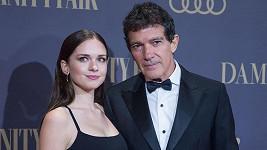 Antonio Banderas s dcerou Stellou
