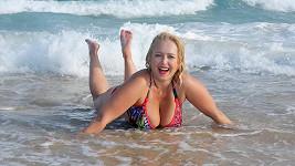 Miluška Bittnerová si užívá dovolenou v Tunisku.