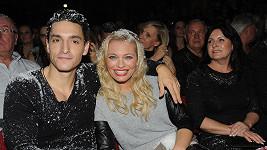 Michal Hrdlička a Lucie Borhyová už netvoří pár.