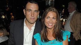 Vinnie Jones a Tanya byli manželé 25 let.