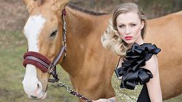 Veronika Kašáková zakládá nadační fond a pózovala fotografce italského Vogue