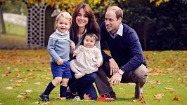 Britská královská rodinka zachytila své rodinné štěstí.