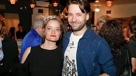 Václav Neužil s manželkou Lenkou čekají svého prvního potomka.
