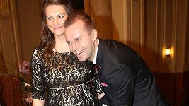 Pavel Cejnar s přítelkyní Veronikou jsou už rodiči.
