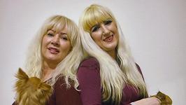 Janet Horrocks a její dcera Jane Cunliffe