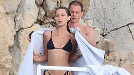 Bella Hadid s novým partnerem Marcem Kalmanem