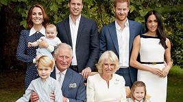 Jeden ze snímků, které vyšly při příležitosti Charlesových sedmdesátin.