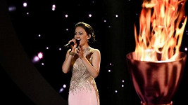 Eliška byla jednou z nejmladších soutěžících.