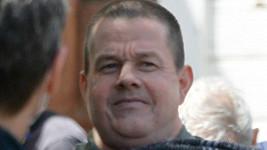 Mark Wahlberg v Los Angeles natáčí film Stu.