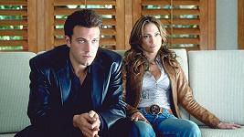 Jennifer Lopez a Ben Affleck.