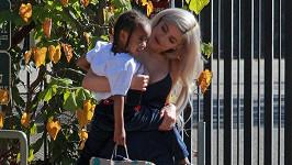Kylie s Kingem navázali kamarádský vztah.