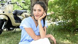 Eva Burešová se rozhodla opustit svou roli sestřičky.
