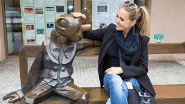 Do Divadla Spejbla a Hurvínka se podívala po mnoha letech.