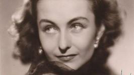 Hana Vítová patřila k nejkrásnějším prvorepublikovým hvězdám.
