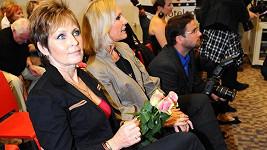 Olga Matušková dopsala biografii a šoubyznys se klepe strachy.