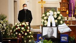 Pohřeb Oty Černého