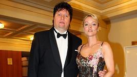 Dominika Gottová s manželem Timem Tolkkim