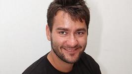 Syn zpěváka Marka Ztraceného Mareček má stejný účes, jako tatínek.