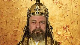 Jiří Dvořák jako Karel IV.