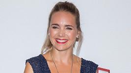 Lucie Vondráčková má důvod k úsměvu.