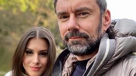 Emanuele Ridi s přítelkyní