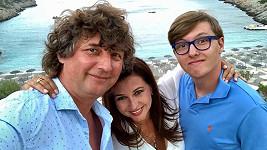 Dana Morávková a Petr Malásek poslali syna na zkušenou do světa.