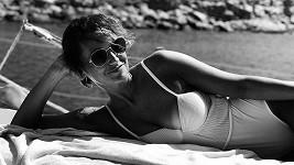 Daniela Písařovicová předvedla sexy křivky v plavkách.
