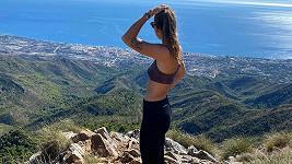 Karolína Plíšková ve Španělsku