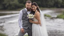 Veronika Zelníčková s manželem