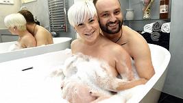 Marek Dědík a jeho přítelkyni Tereze se na začátku prosince narodí syn.