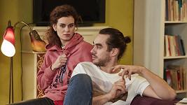 S manželkou Markétou hrají pár i v seriálu.
