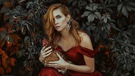 Hana Vagnerová byla zase za modelku.